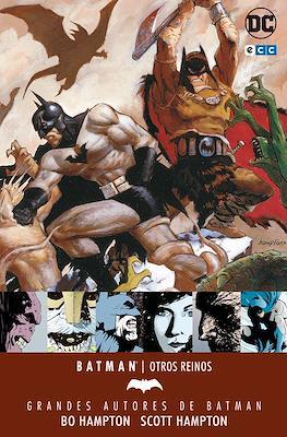 Grandes Autores de Batman: Bo Hampton - Scott Hampton. Otros reinos