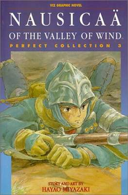 Nausicaä of the Valley of the Wind - Perfect Collection #3