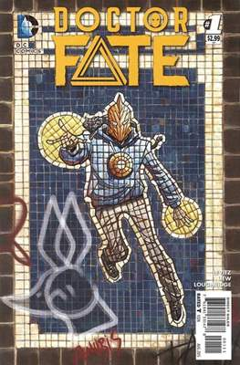 Doctor Fate (Grapa) #1