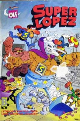 Superlópez. Colección Olé! #3