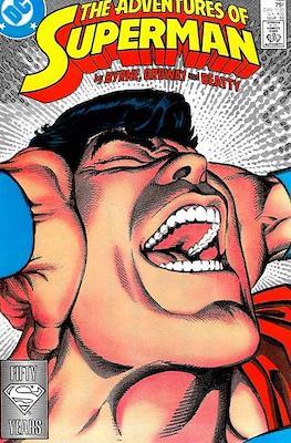 Superman Vol. 1 / Adventures of Superman Vol. 1 (1939-2011) (Comic Book) #438