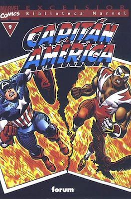 Biblioteca Marvel: Capitán América (1999-2000) #9