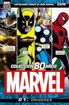 Coleccion Marvel 80 Años