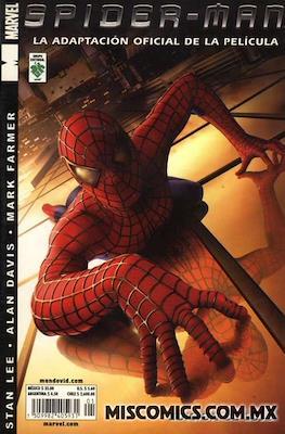 Spider-Man. La adaptación oficial de la película