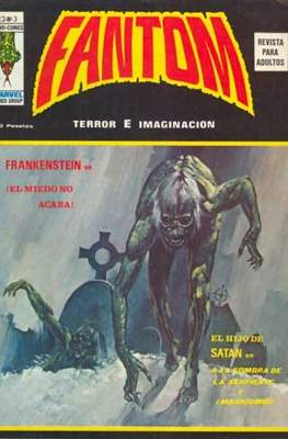 Fantom Vol. 2 (1974-1975) (Grapa) #3