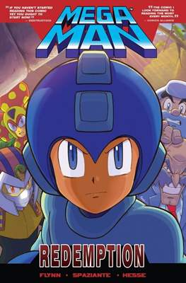 Megaman (Softcover) #8