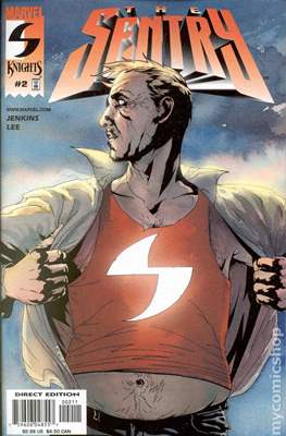 The Sentry (2000-2001) (Comic-book) #2