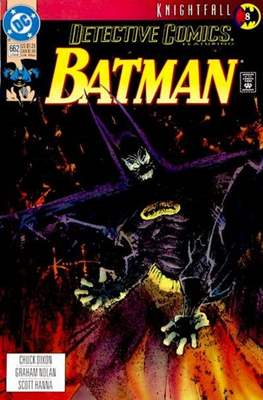 Detective Comics Vol. 1 (1937-2011; 2016-) (Comic Book) #662