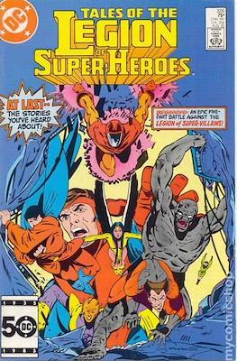Legion of Super-Heroes Vol. 2 (1980-1987) (Comic-book) #326