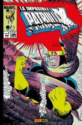 La Imposible Patrulla-X. Marvel Gold (Omnigold) #5