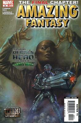 Amazing Fantasy Vol 2 (2004-2005) (Serie Regular, grapa, 48 páginas) #20