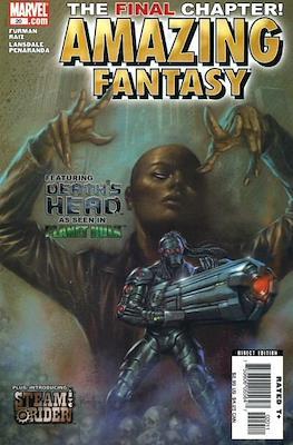 Amazing Fantasy Vol 2 (2004-2005) (Comic Book 48 pp) #20