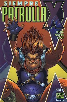 Siempre Patrulla-X (2001-2002) (Grapa 24-40 pp) #5