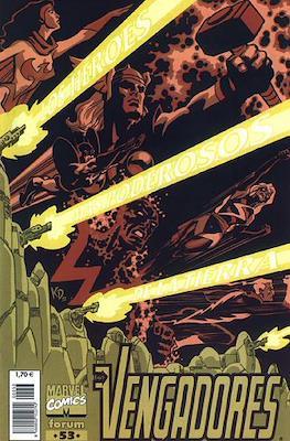 Los Vengadores vol. 3 (1998-2005) (Grapa. 17x26. 24 páginas. Color. (1998-2005).) #53