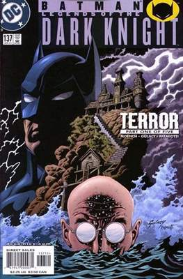 Batman: Legends of the Dark Knight Vol. 1 (1989-2007) (Comic Book) #137