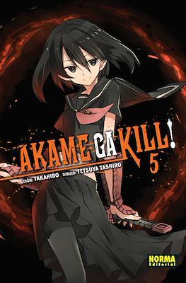 Akame ga Kill! (Rústica con sobrecubierta) #5