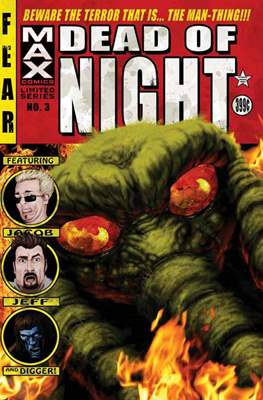 Dead of Night Featuring Man-Thing (Grapa) #3