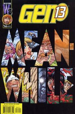 Gen 13 (1999 Series) (Saddle-Stitched) #66