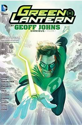 Green Lantern by Geoff Johns Omnibus (Hardcover 1232-1044 pp) #1