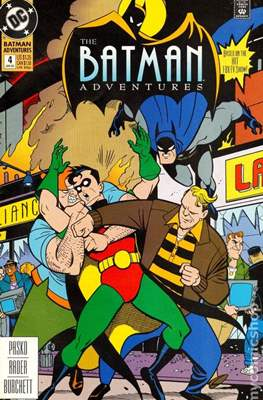 The Batman Adventures (Comic Book) #4