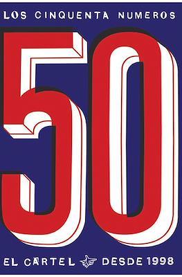 50. Los cinquenta números El cartel desde 1998