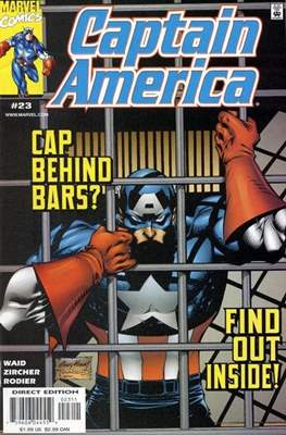 Captain America Vol. 3 (1998-2002) #23
