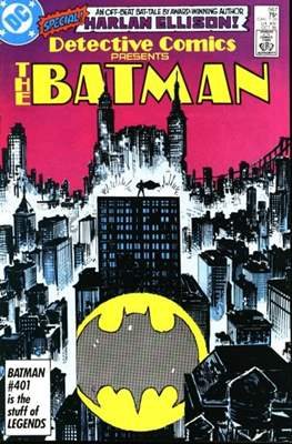 Detective Comics Vol. 1 (1937-2011; 2016-) (Comic Book) #567