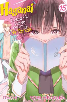 Haganai - I Don't Have Many Friends (Paperback) #15
