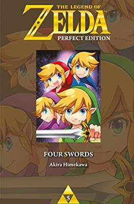 The Legend of Zelda - Perfect Edition #5