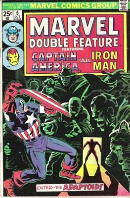 Marvel Double Feature Vol 1 (Grapa, 32 págs. (1973-1977)) #6