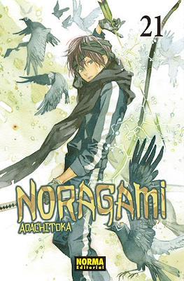 Noragami (Rústica con sobrecubierta) #21