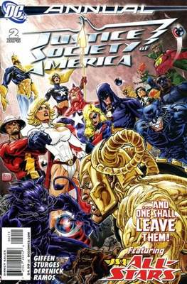 Justice Society of America Vol. 3 Annual (2008-2010) (Comic Book) #2