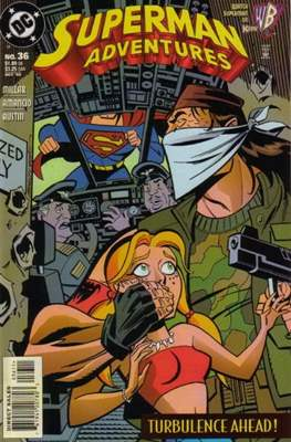 Superman Adventures (Comic Book) #36