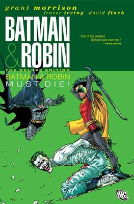 Batman & Robin (Softcover) #3
