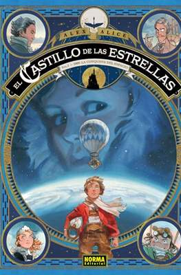 El Castillo de las Estrellas (Cartoné 72-72-56-64 pp) #1