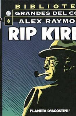 Biblioteca Grandes del Cómic: Rip Kirby (2004-2006) (Cartoné 176-208 pp) #6