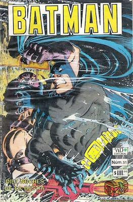 Batman (1987-2002) (Grapa) #51