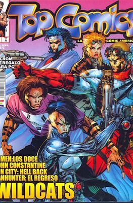 Top Comics (Magazine) #8