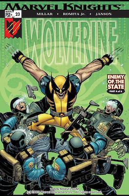 Wolverine / Dark Wolverine (2003-2010) (Digital) #23
