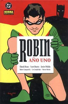Robin: Año uno (2003)