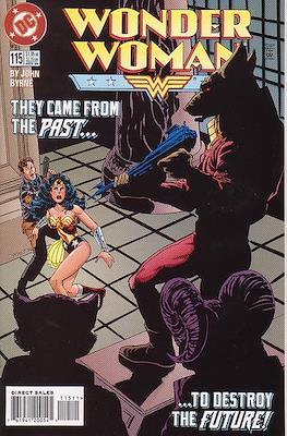 Wonder Woman Vol. 2 (1987-2006) (Comic Book) #115