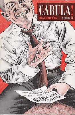 Cábula (Fanzine con Z) #3