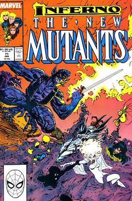 The New Mutants #71