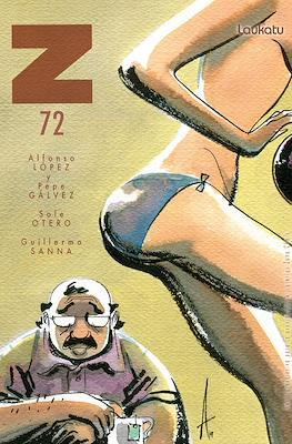 Zona Cómic / Z Vol. 4 (Grapa) #72