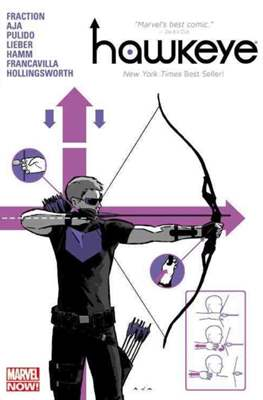 Hawkeye (Vol. 4 2012-2015) (Oversized Hardcover) #1