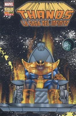 Thanos: La saga del infinito. Marvel Gold (Rústica, 96-128 páginas.) #2