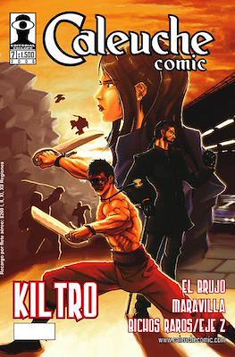Caleuche Comic (Grapa) #7