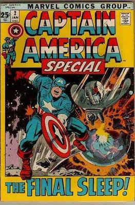 Captain America Vol. 1 Annual (1971-1994) (Comic Book) #2