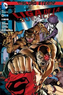 Liga de la Justicia. Nuevo Universo DC / Renacimiento (Grapa) #23