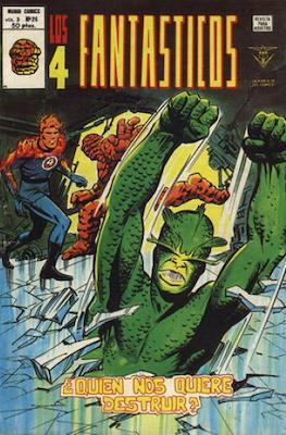 Los 4 Fantásticos Vol. 3 (1977-1980) (Grapa 44 pp) #26
